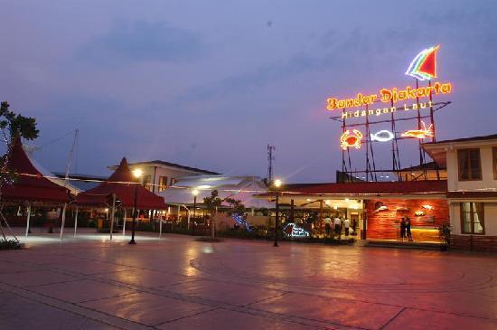 Kwikku, Bandar Djakarta