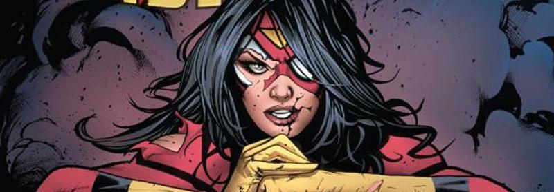 Kwikku, Spiderwoman Jessica Drew