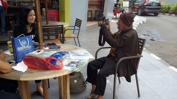 Kwikku, Tukang Foto Keliling