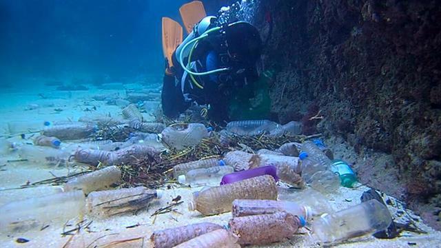 Kwikku, Penghasil Sampah Ke Laut Terbesar Kedua