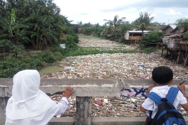 Kwikku, Bencana Akibat Sampah