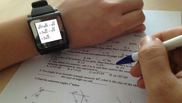 Kwikku, Memakai Smartwatch