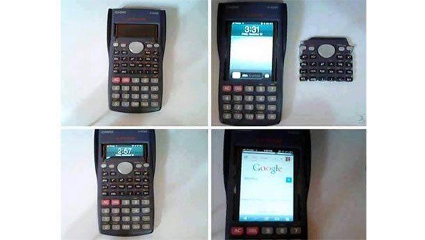 Kwikku, Menyulap Kalkulator