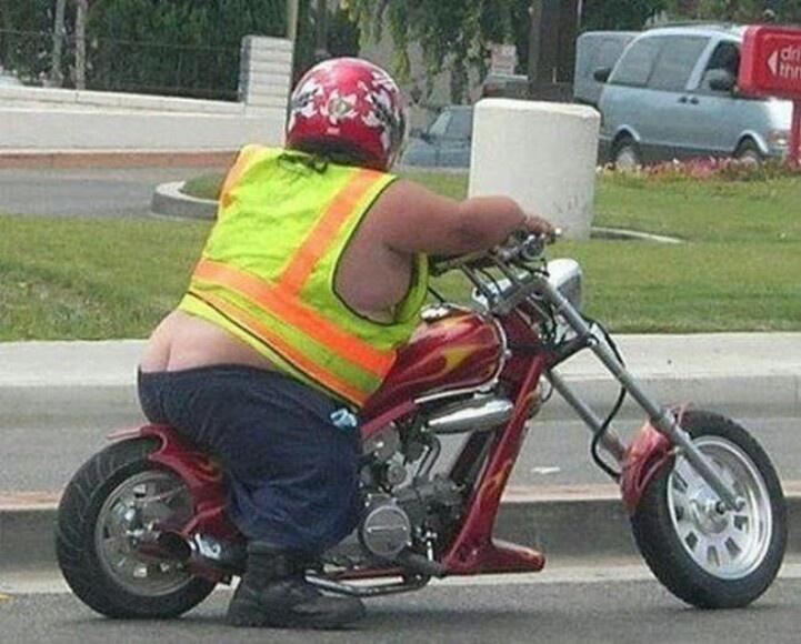 Kwikku, Lebih Aman Saat Naek Motor