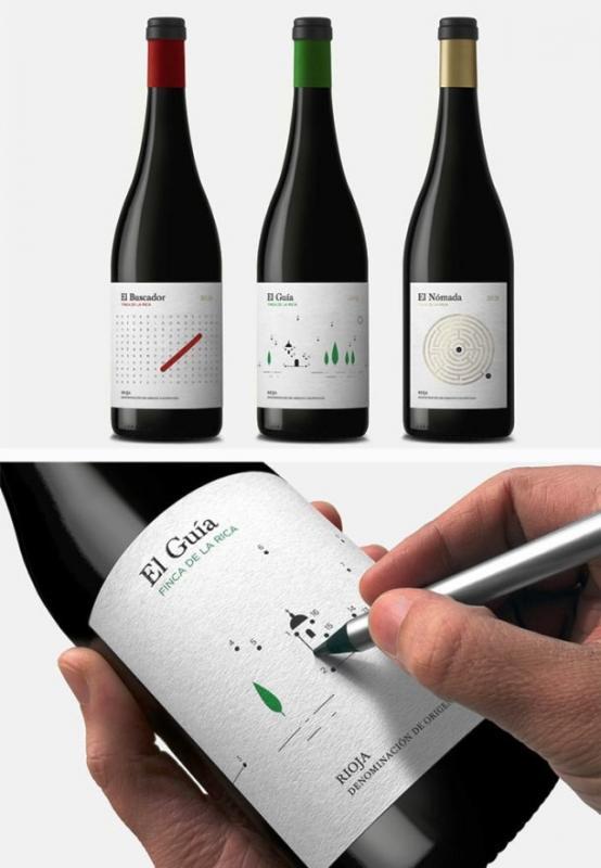 Kwikku, Games Di Botol Wine