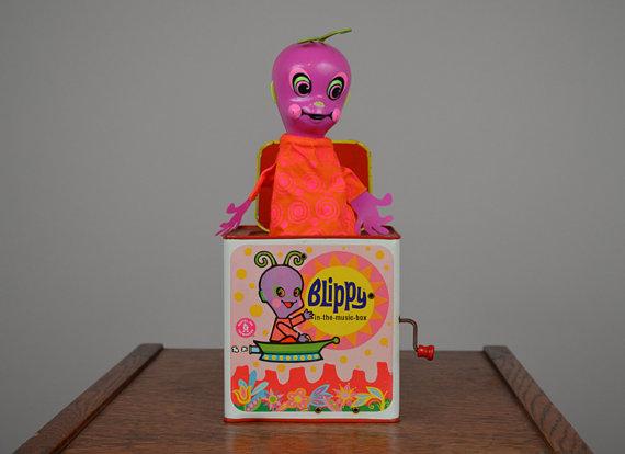 Kwikku, Blippy In The Box