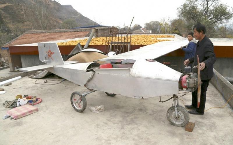 Kwikku, Membuat Pesawat