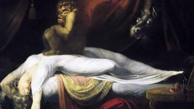Kwikku, Kelumpuhan Saat Tidur Sleep Paralysis