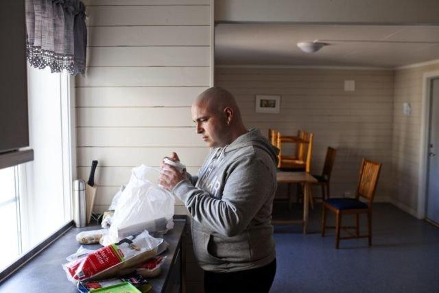 Kwikku, Penjara di Skandinavia