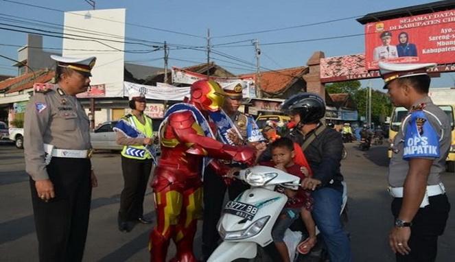 Kwikku, Iron Man Yang Rendah Hati