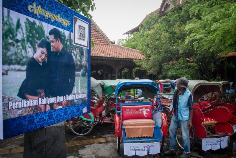 Kwikku, Pesta Pernikahan yang Sederhana