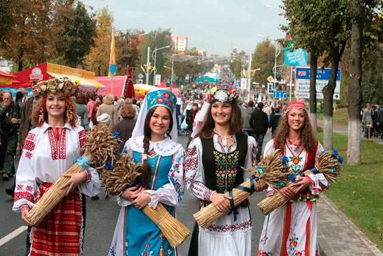 Kwikku, Belarusia