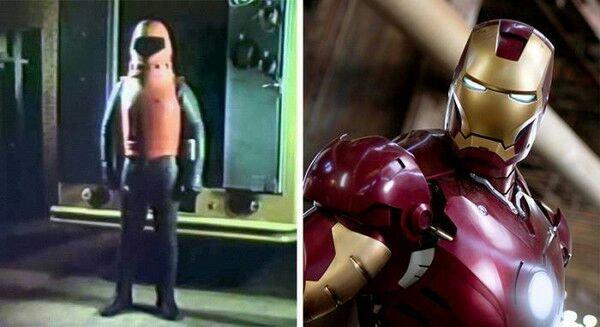 Kwikku, Iron Man