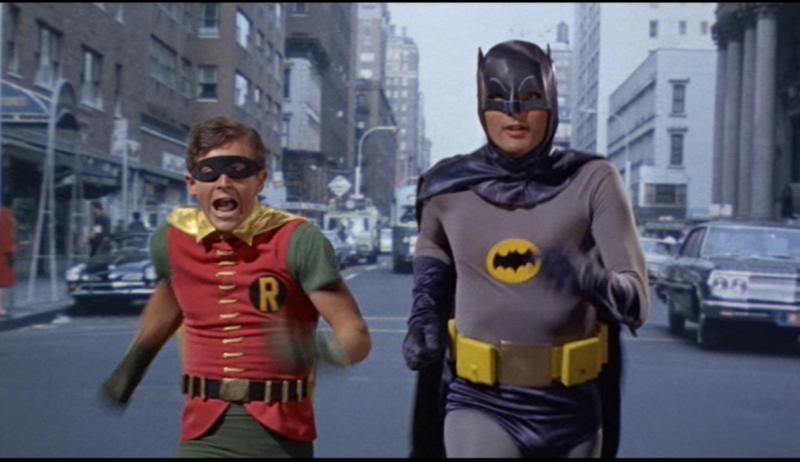 Kwikku, Batman