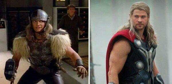 Kwikku, Thor