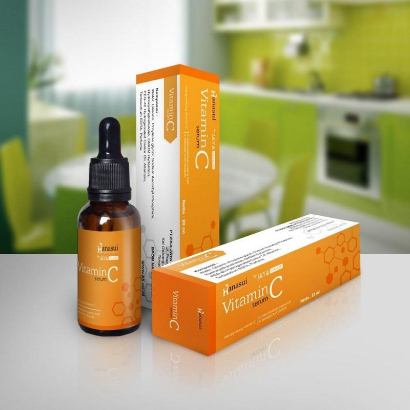 Kwikku, Serum Vitamin C