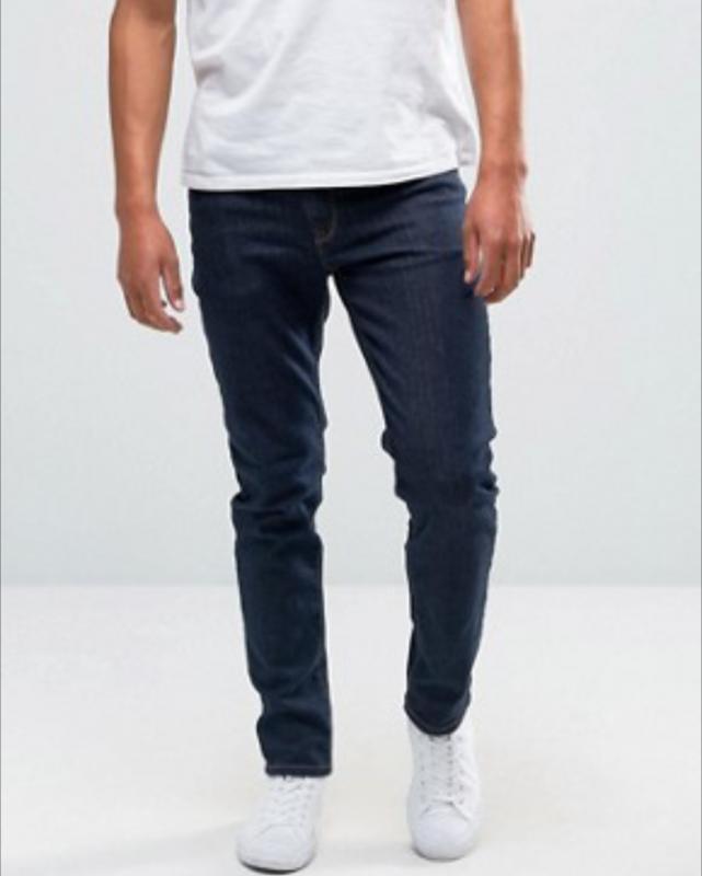 Kwikku, Skinny fit jeans hitam