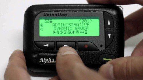 Kwikku, Menggunakan pager untuk berkomunikasi meskipun saling menunggu balasan Adanya pager juga meningkatkan rasa kangen
