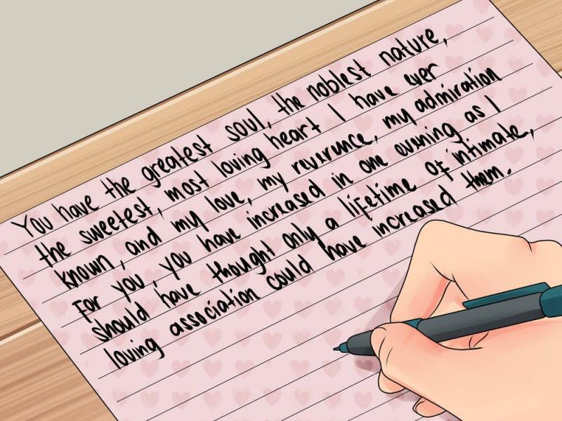 Kwikku, Disaat kids jaman now blakblakan mengutarakan cinta lewat media sosial anak jaman dulu lebih tulus mengungkapkannya dengan menulis surat cinta