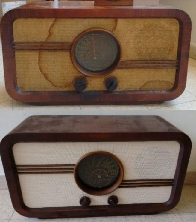 Kwikku, Radio jadul seperti baru lagi