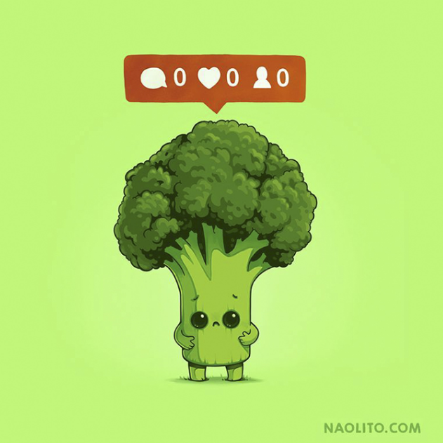 Kwikku, Banyak yang nggak suka sayur apakah kamu juga