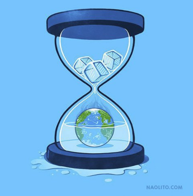 Kwikku, Bersiaplah menghadapi dampak pemanasan global
