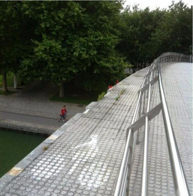 Kwikku, Jangan pernah melintasi jalan ini saat bersepeda