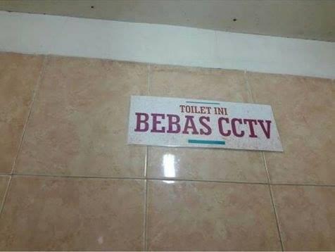 Kwikku, Bisa bahaya bang kalau ada CCTV