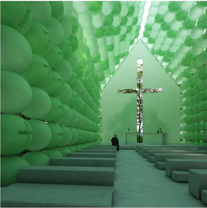 Kwikku, Gereja ini bisa kamu singgahi jika berkunjung ke Normandia