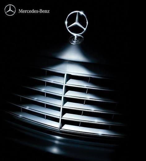 Kwikku, Bayangan pohon natal pada iklan Mercedez Benz