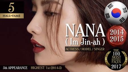 Kwikku, Yang paling membanggakan adalah Im Jin Ah alias Nana After School yang berada diposisi  gaes Selamat ya Nana