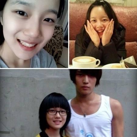 Kwikku, Member JYJ Jaejong nyatanya punya adik yang cantik juga gaes Kabarnya adik Jaejong tersebut juga akan segera debut