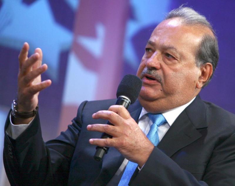 Kwikku, Carlos Slim Helu selanjutnya ada Carlos yang tercatat memiliki harta sebesar USD  miliar tapi dia tetap hidup di rumah yang sudah ia tempati selama  tahun Prinsip beliau adalah menggunakan uang untuk halhal yang lebih bermanfaat gengs