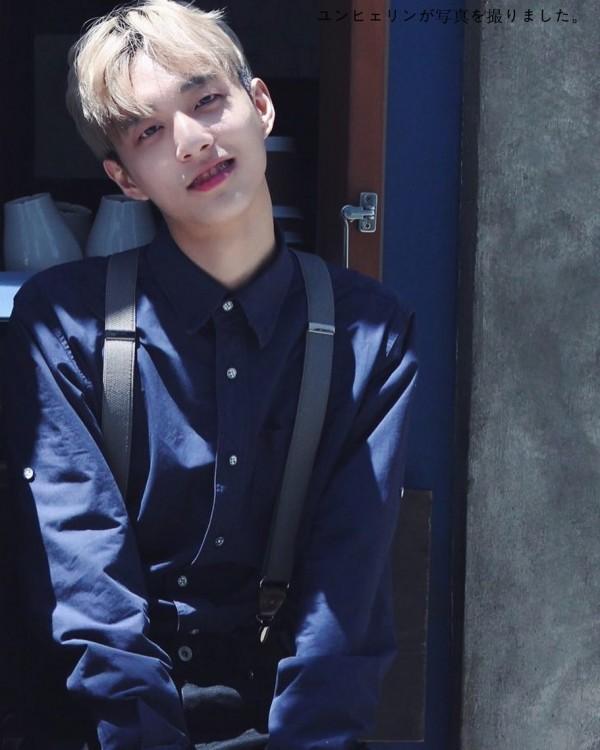 Kwikku, Holland Cuma nama panggung ya nama aslinya adala Lee Tae Sob Ia berasal dari Daegu Korea Selatan