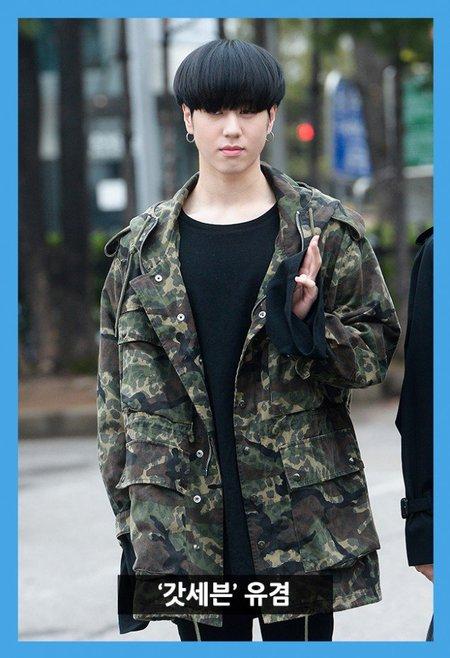 Kwikku, Yugyeom yang merupakan member termuda GOT terkenal karena bakat dance luar biasa yang ia miliki