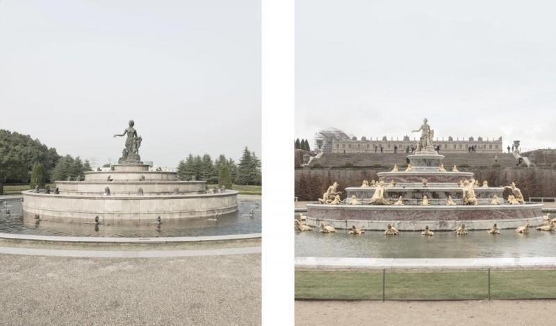 Kwikku, Setiap pembangunan diusahakan semirip mungkin dengan Paris