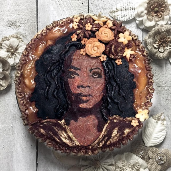 Kwikku, Sang legend Oprah Winfrey juga bisa dibuat Jessica dengan cantik
