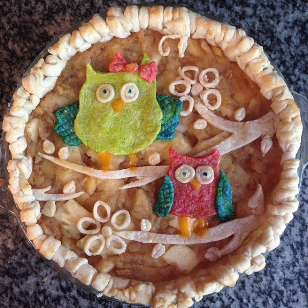 Kwikku, Wow Ada burung hantu di kue pie