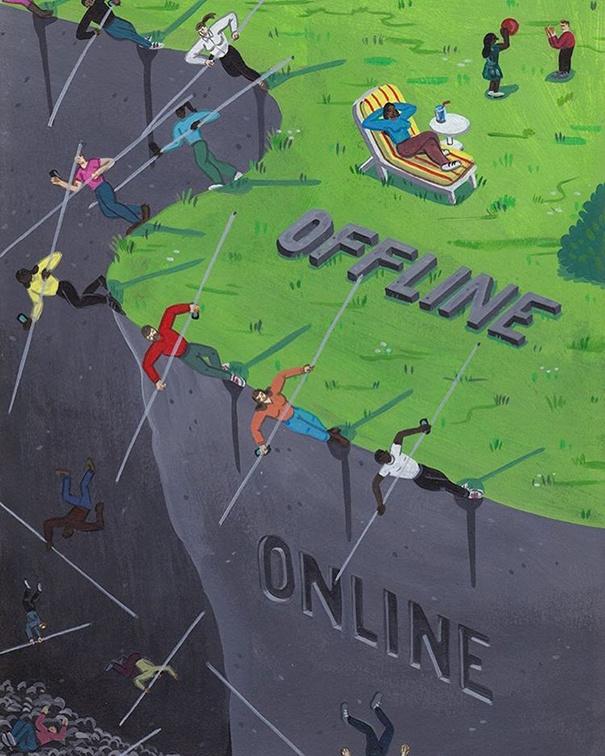 Kwikku, Dari pada online terus offline dengan melakukan kegiatan motorik lebih menyenangkan gaes