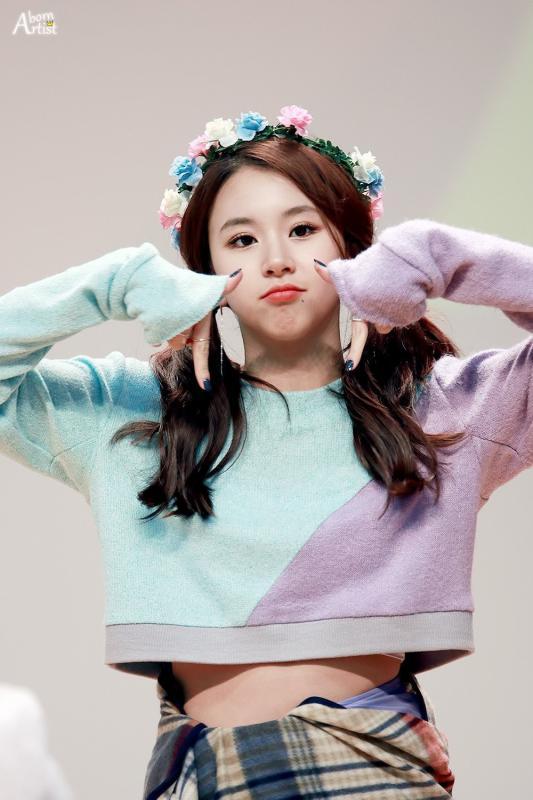 Kwikku, Selanjutnya diposisi ke ditempati oleh Chaeyoung yang berasal dari grup TWICE