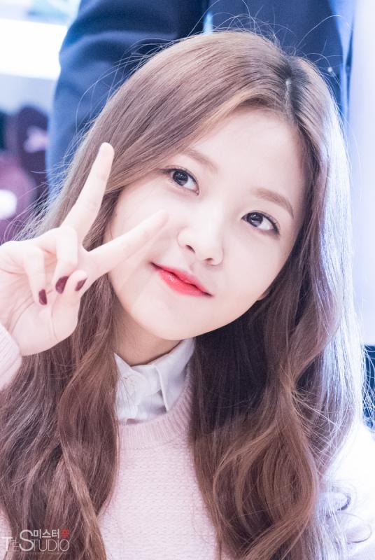 Kwikku, Peringkat ke ditempati oleh si cantik yang berasal dari grup Red Velvet Yeri
