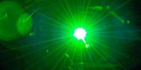 Kwikku, Laser dazer