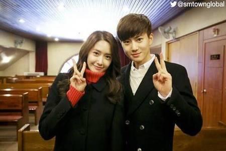 Kwikku, Saat Yoona dipercaya membintangi drama Prime Minister and I Suho bahkan bersedia menjadi cameo di drama tersebut untuk mendukung Yoona