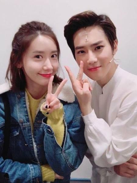 Kwikku, Ini adalah momen dimana Yoona menghadiri pertunjukan musikal yang juga dibintangi oleh Suho dengan judul The Last Kiss