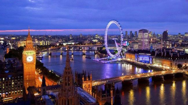 Kwikku, Di London sendiri terdapat   miliarder dimana menjadi tempat yang menonjol sebagai pusat keuangan