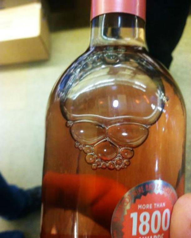 Kwikku, Mungkin ini adalah peringatan dari Tuhan untuk menjauhi minuman keras