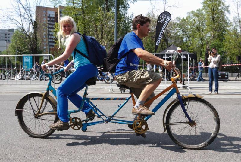 Kwikku, Kalau pakai sepeda ini ya harus kompak dan bikin kesepakatan dulu ya