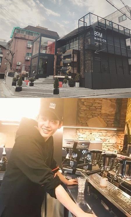 Kwikku, Lee Jong Suk memiliki cafe bernama  mansion yang terletak di Gangnam SinsaDong  Seoul Korea Selatan Aktor tersebut mengaku bahwa salah satu mimpinya adalah membuka cafe