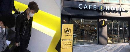 Kwikku, Cafe J Holic di kawasan  Bongeunsaro Samseong  ildong Gangnamgu Seoul Korea Selatan merupakan cafe milik Jaejeong JYJ Penggemar yang beruntung akan bertemu Jaejong jika ia berada disana