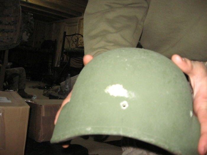 Kwikku, Ada juga petugas keamanan yang berhasil selamat dari tembakan peluru yang mengancam nyawanya